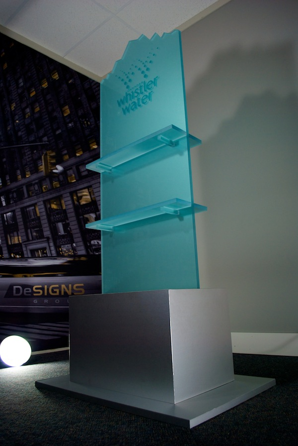 DEVOLTA CUSTOM ACRYLIC RETAIL DISPLAY (click for more info)